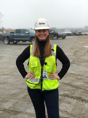 The women rebuilding America's construction landscape