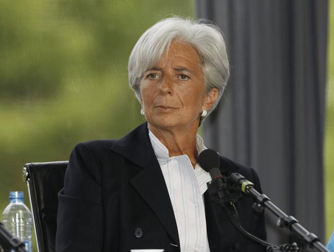 Christine Lagarde – Managing Director of the International Monetary Fund