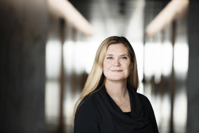 Marianne Lake CFO of JPMorgan Chase