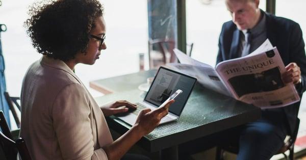 Women in Finance Dublin Blog