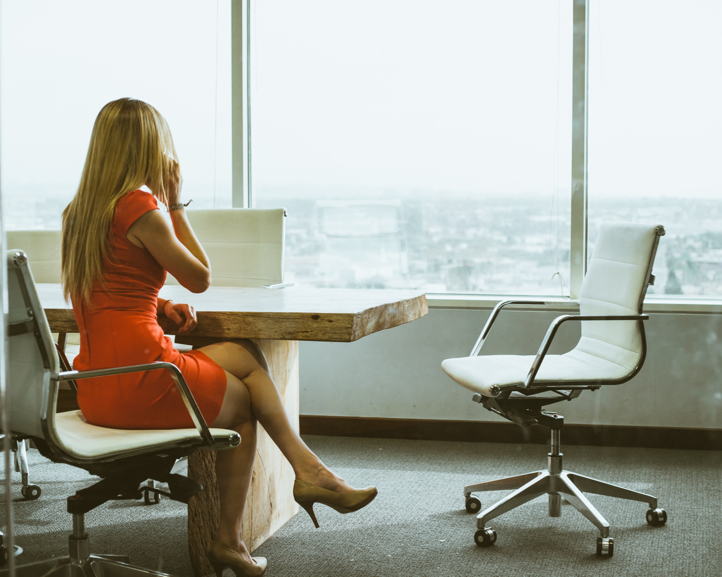 Women in Finance Boardroom